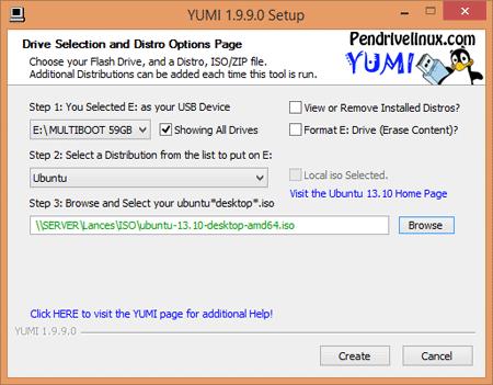 YUMI - jednoduché bootování systému a aplikací