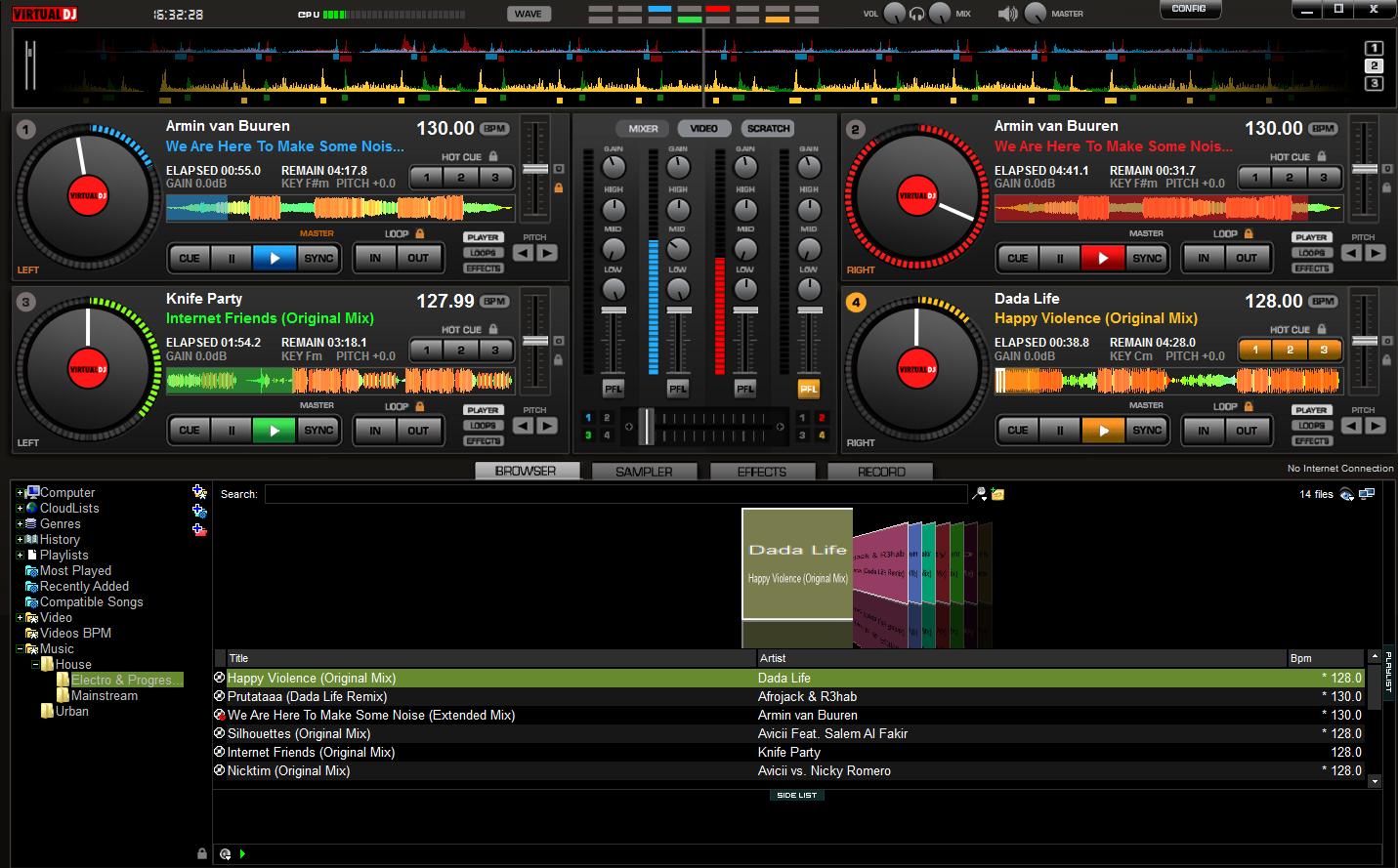 Virtual DJ - i ty se staň DJem