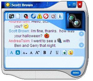 Trillian, univerzální chatovací klient