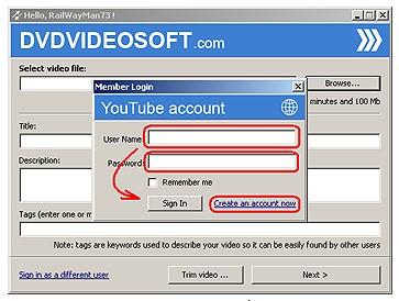 Free YouTube Uploader, jednoduché nahrávání videí na server YouTube