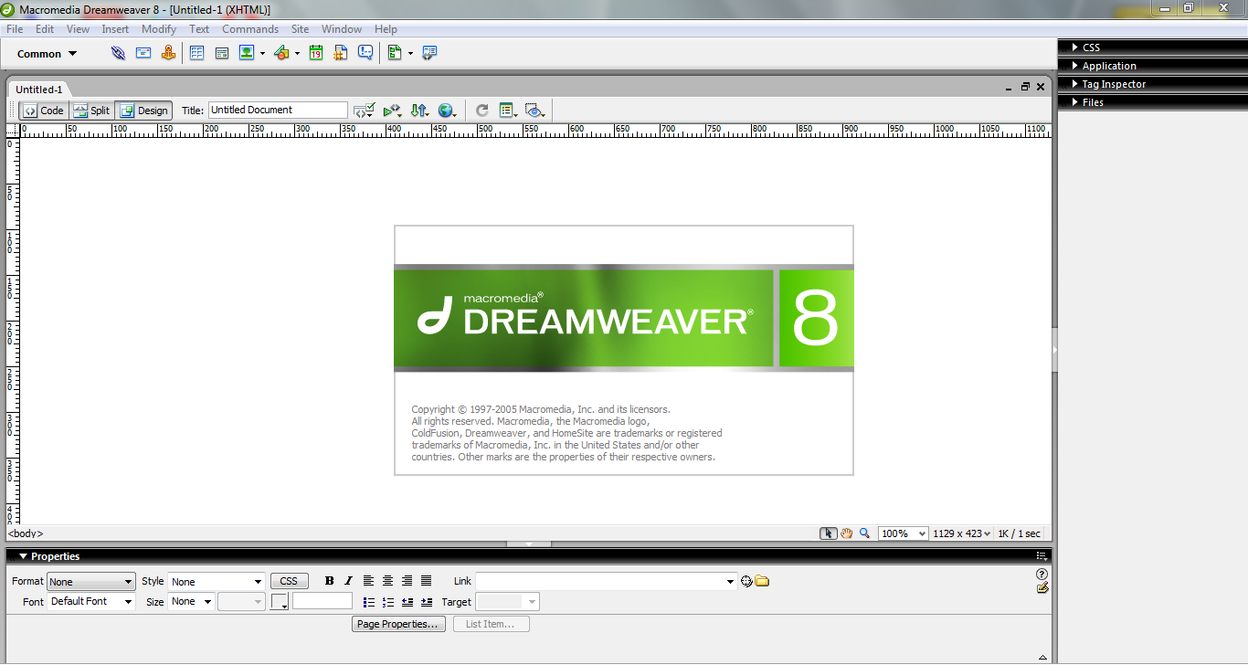 Adobe dreamweaver cs4 portable free mavimo for Free portable
