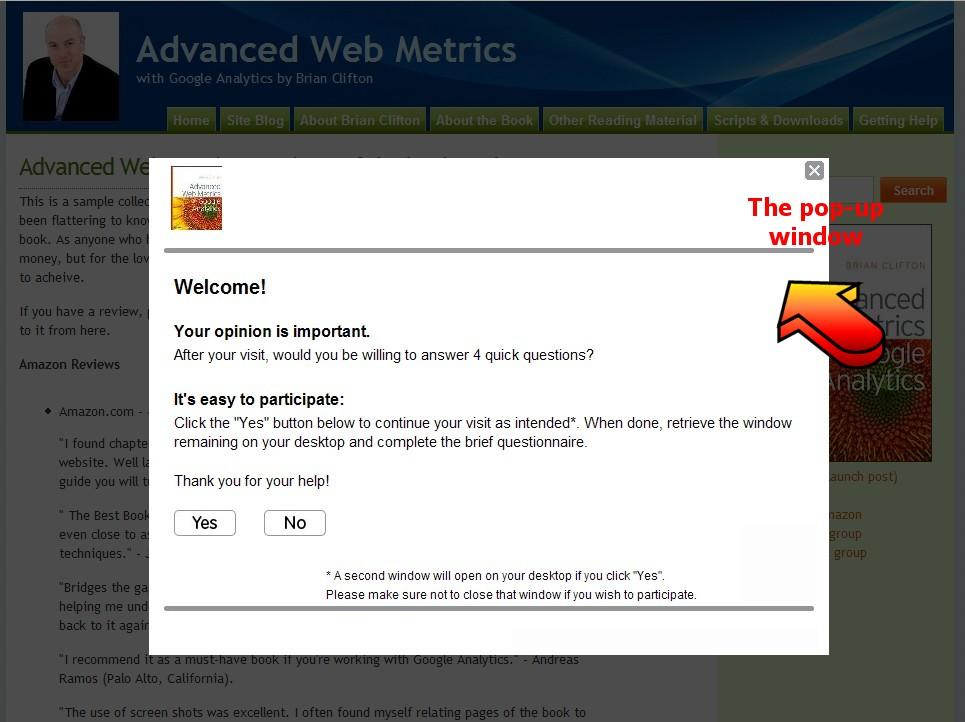 Web Questionnaire - máte nějakou otázku?