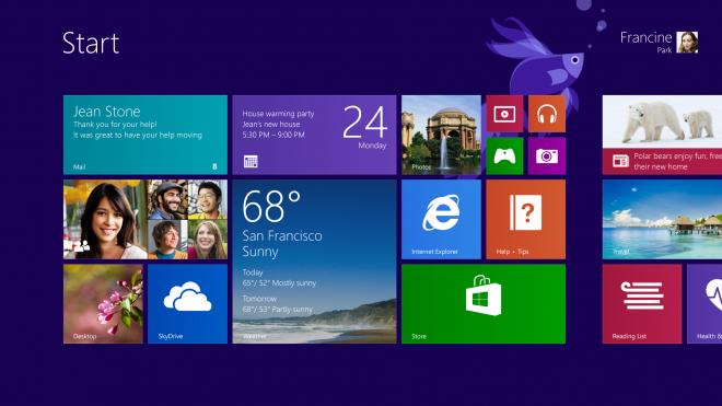Windows 8.1 Preview - dokonalý operační systém