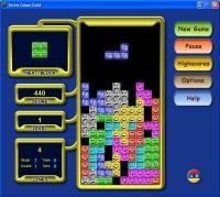 Tetris Game Gold - legendární hra