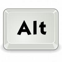 Jak na speciální znaky pomocí ALTu?
