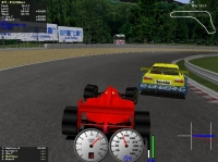 The Open Racing Car Simulator