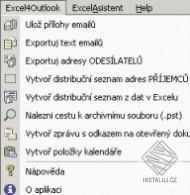 Excel4Outlook