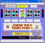 Jokers Wild Video Poker