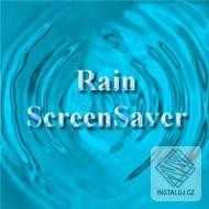 Rain Screensaver