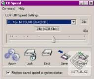 CD Speed
