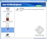 Cute CD DVD BD Burner Standard