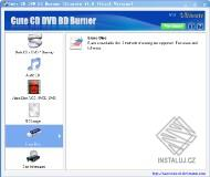 Cute CD DVD BD Burner Profesional