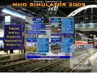 MHD Simulator 2009