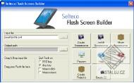 Flash Screen Builder