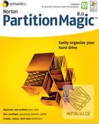 Norton PartitionMagic