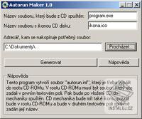 Autorun Maker