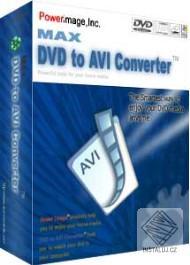 Max DVD to AVI Converter