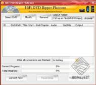 HiFi DVD Ripper