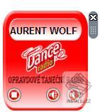 Dance radio - miniaplikace