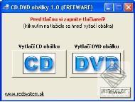 CD - DVD obálky