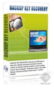 Backup Key Recovery