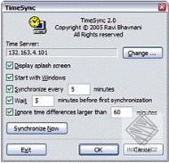 TimeSync