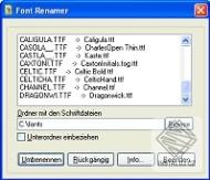 FontRenamer