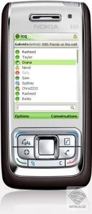 ICQ pro Java