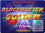 BlockBuster Golden Pack