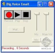 Big Voice Email