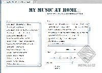 My Music At Home Personal Media Server