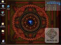 Chameleon Calendar