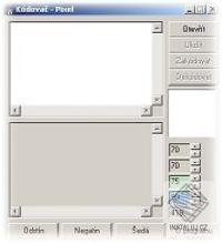 Kódovač pixel