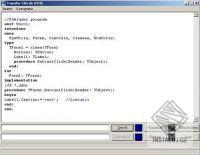 Transfer PAS do HTML