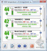 HDD Temperature
