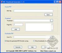 PDF Thumbnail Generator