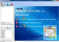REMO Recover Outlook pst