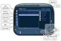 Aare MP3 Sound Recorder