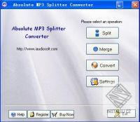 Absolute MP3 Splitter Converter