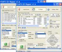 MP3 CD Ripper