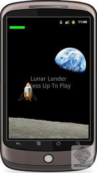 Přistání na Měsíci -  OS Android