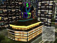 Free Night City Screensaver