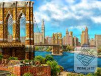Free Around The World New York Screensaver