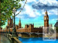 Free Around The World London Screensaver