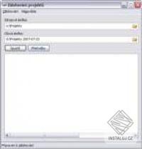 Zálohování projektů Visual C++
