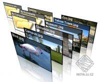 3D Picture Browser