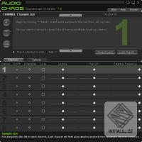 Audio Chaos Soundscape Generator
