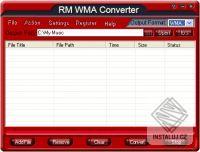 RM WMA Converter