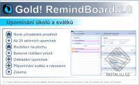 Gold! RemindBoard