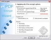 PDF Encrypt Tool